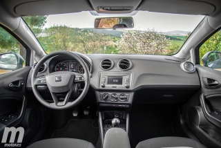 Fotos Comparativa de utilitarios: Opel Corsa, Renault Clio, Seat Ibiza - Miniatura 47