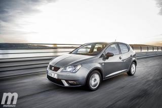 Fotos Comparativa de utilitarios: Opel Corsa, Renault Clio, Seat Ibiza - Miniatura 60