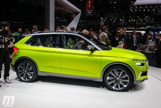 Fotos Concept Cars en el Salón de Ginebra 2018 Foto 20