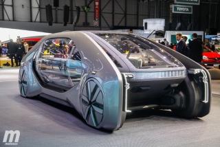 Fotos Concept Cars en el Salón de Ginebra 2018 Foto 32