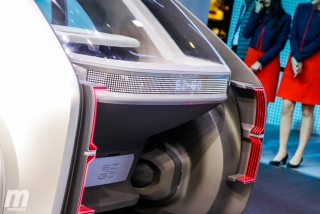 Fotos Concept Cars en el Salón de Ginebra 2018 Foto 35