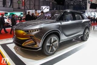 Fotos Concept Cars en el Salón de Ginebra 2018 Foto 39