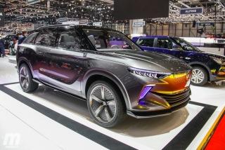 Fotos Concept Cars en el Salón de Ginebra 2018 Foto 43