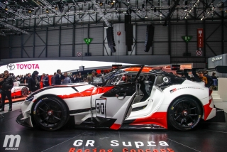 Fotos Concept Cars en el Salón de Ginebra 2018 Foto 58