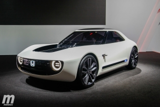 Fotos Concept Cars en el Salón de Ginebra 2018 Foto 99