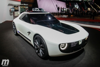 Fotos Concept Cars en el Salón de Ginebra 2018 Foto 101