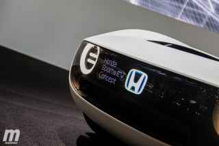 Fotos Concept Cars en el Salón de Ginebra 2018 Foto 108