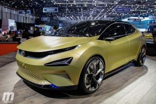 Fotos Concept Cars en el Salón de Ginebra 2018 Foto 166