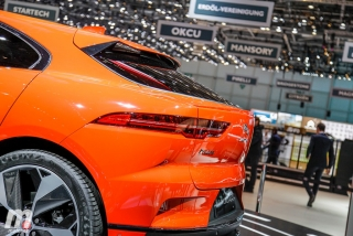 Fotos Concept Cars en el Salón de Ginebra 2018 Foto 178