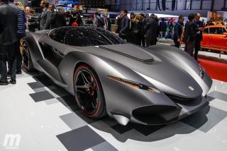 Fotos Concept Cars en el Salón de Ginebra 2018 Foto 185