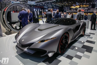 Fotos Concept Cars en el Salón de Ginebra 2018 Foto 188
