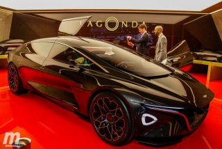 Fotos Concept Cars en el Salón de Ginebra 2018 Foto 212