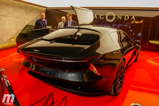 Fotos Concept Cars en el Salón de Ginebra 2018 Foto 216