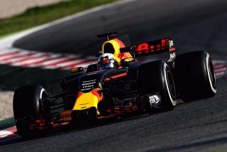 Foto 3 - Fotos Daniel Ricciardo F1 2017
