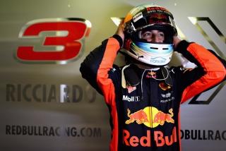 Foto 1 - Fotos Daniel Ricciardo F1 2017