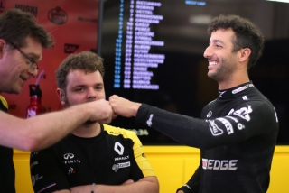 Fotos Daniel Ricciardo F1 2019 Foto 16