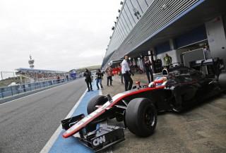 Foto 1 - Fotos de los test de Jerez F1 2015 día 3