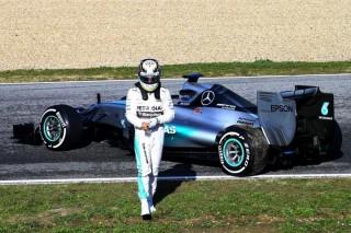 Foto 3 - Fotos de los test de Jerez F1 2015 día 4