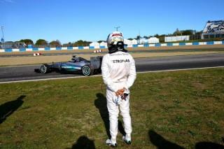 Foto 1 - Fotos de los test de Jerez F1 2015 día 4