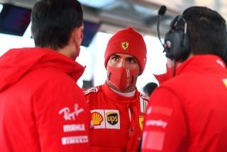 Las fotos del debut de Carlos Sainz con Ferrari en Fiorano Foto 6