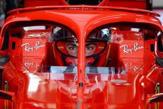 Las fotos del debut de Carlos Sainz con Ferrari en Fiorano Foto 17