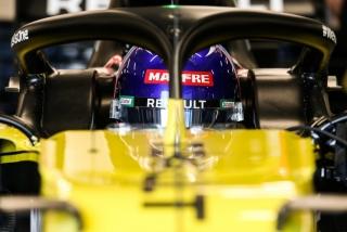Las fotos del debut de Fernando Alonso con Renault F1 - Foto 1
