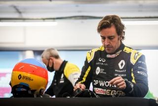 Las fotos del debut de Fernando Alonso con Renault F1 - Foto 2
