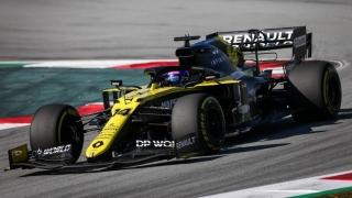 Las fotos del debut de Fernando Alonso con Renault F1 - Foto 3