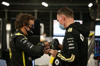 Las fotos del debut de Fernando Alonso con Renault F1 - Foto 4