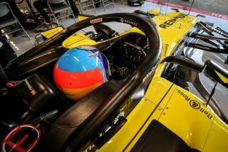 Las fotos del debut de Fernando Alonso con Renault F1 - Foto 5