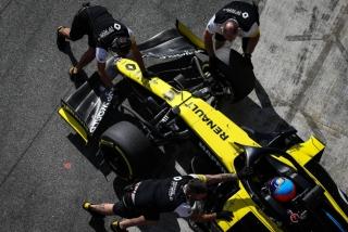 Las fotos del debut de Fernando Alonso con Renault F1 - Foto 6