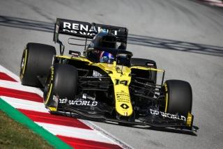 Las fotos del debut de Fernando Alonso con Renault F1 - Miniatura 7