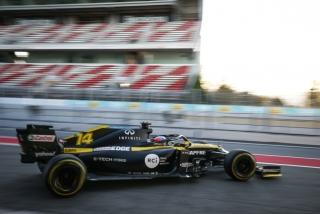 Las fotos del debut de Fernando Alonso con Renault F1 - Miniatura 11