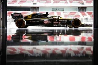 Las fotos del debut de Fernando Alonso con Renault F1 - Miniatura 12