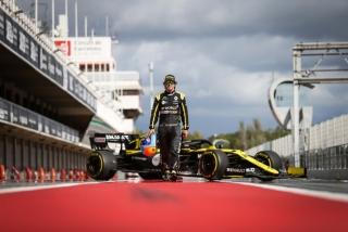 Las fotos del debut de Fernando Alonso con Renault F1 - Miniatura 14