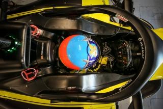 Las fotos del debut de Fernando Alonso con Renault F1 - Miniatura 17