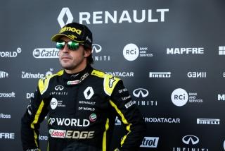 Las fotos del debut de Fernando Alonso con Renault F1 - Miniatura 20
