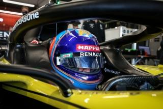 Las fotos del debut de Fernando Alonso con Renault F1 - Miniatura 22