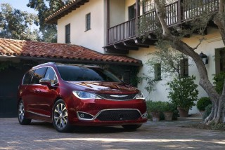 Fotos del Chrysler Pacifica 2017 Foto 3