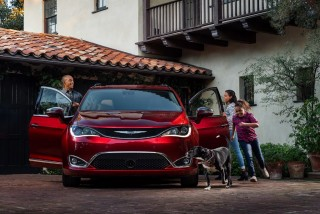 Fotos del Chrysler Pacifica 2017 Foto 6