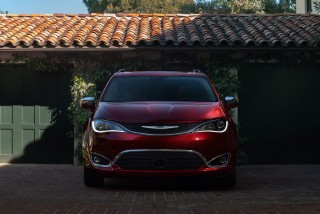 Fotos del Chrysler Pacifica 2017 Foto 14