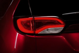Fotos del Chrysler Pacifica 2017 - Miniatura 18