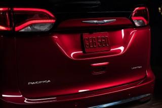 Fotos del Chrysler Pacifica 2017 - Miniatura 19