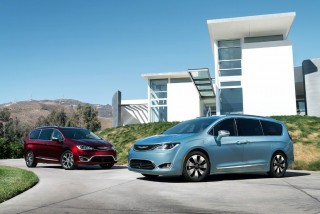 Fotos del Chrysler Pacifica 2017 Foto 21