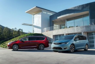 Fotos del Chrysler Pacifica 2017 Foto 22