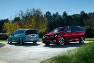 Fotos del Chrysler Pacifica 2017 Foto 23