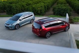Fotos del Chrysler Pacifica 2017 - Miniatura 24