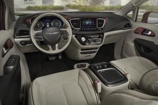 Fotos del Chrysler Pacifica 2017 - Miniatura 25
