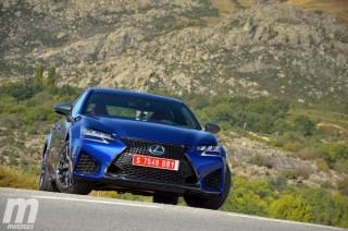 Foto 1 - Fotos del Lexus GS F