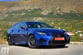 Foto 2 - Fotos del Lexus GS F